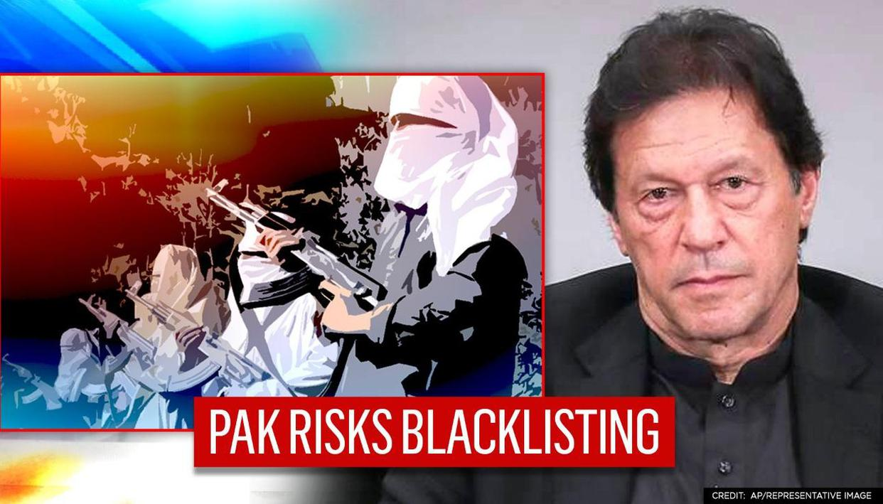 Pakistan likely to get pushed in FATF blacklist for not combatting terror financingtwitterfacebookinstagramyoutube