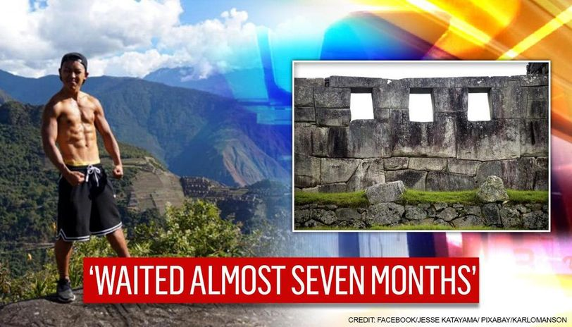 Peru opens Machu Picchu for single Japanese tourist post months of COVID-19 lockdown