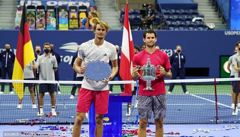 Dominic Thiem And Alexander Zverev S Twitter Exchange Of Sportsmanship Floors Netizens Republic World