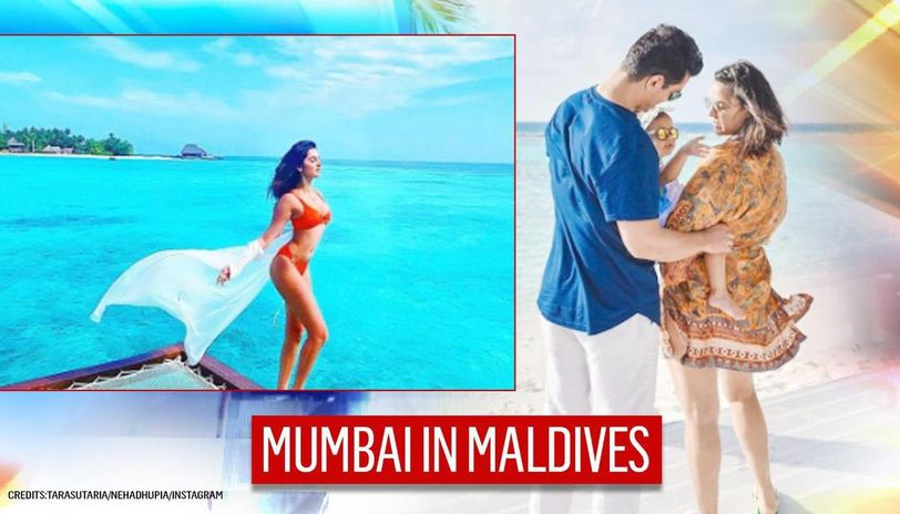 Bollywood celebrities turns Maldives to Mumbai with with their dreamy getaways