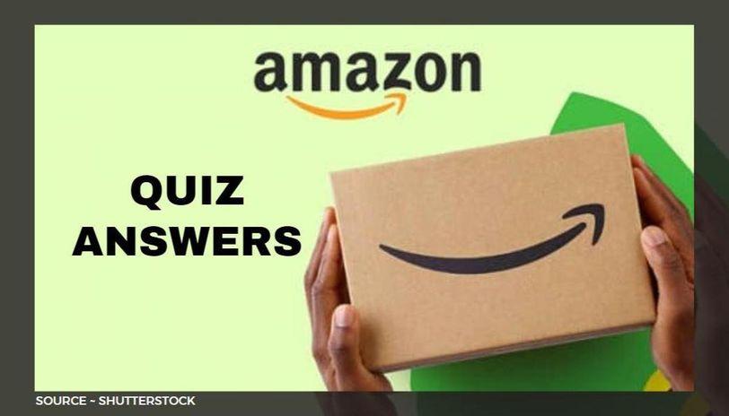 amazon men's day quiz