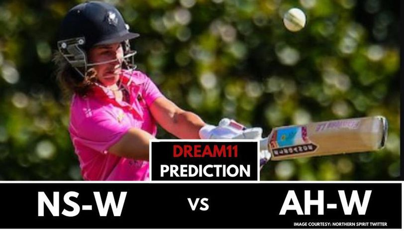 NS-W vs AH-W dream11 prediction