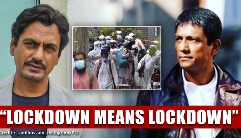 Nizamuddin meet: Nawazuddin Siddiqui reacts to row; Adil Hussain calls it 'irresponsible'