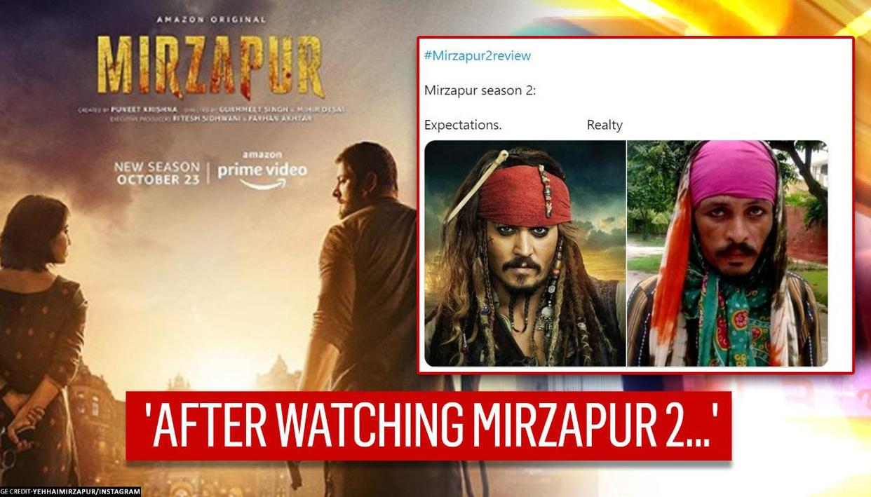 'Mirzapur Season 2': Netizens hail stars' performances but miss 'drama and content' - Republic World