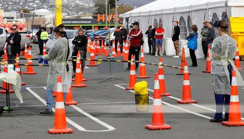 New Zealand police got over 1200 reports of people flouting rules since restrictions eased