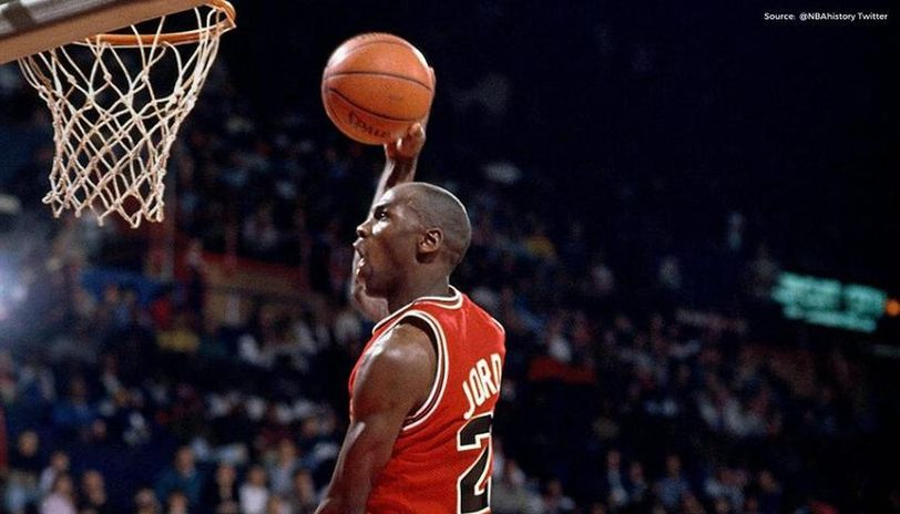 what time does the michael jordan documentary air