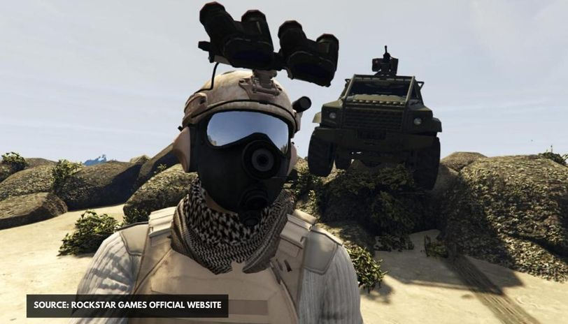 Where is the military base in GTA 5