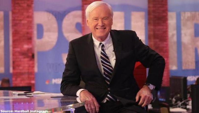 what happened to chris matthews on hardball