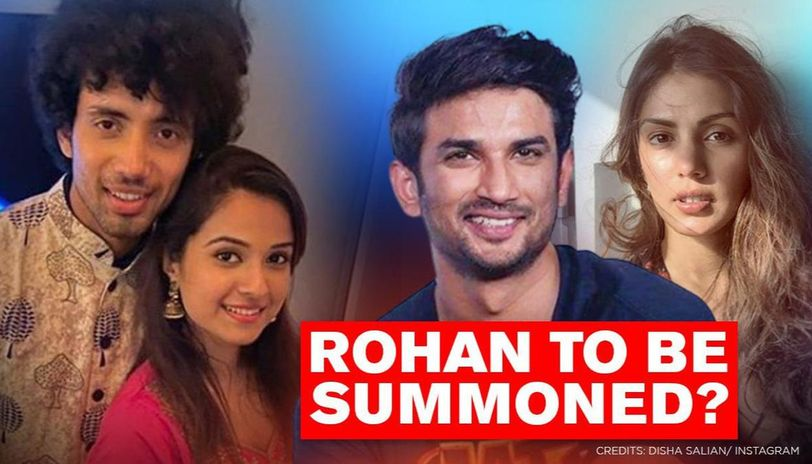 Disha Salian's fiance Rohan Rai likely to be summoned by CBI for questioning, say sources