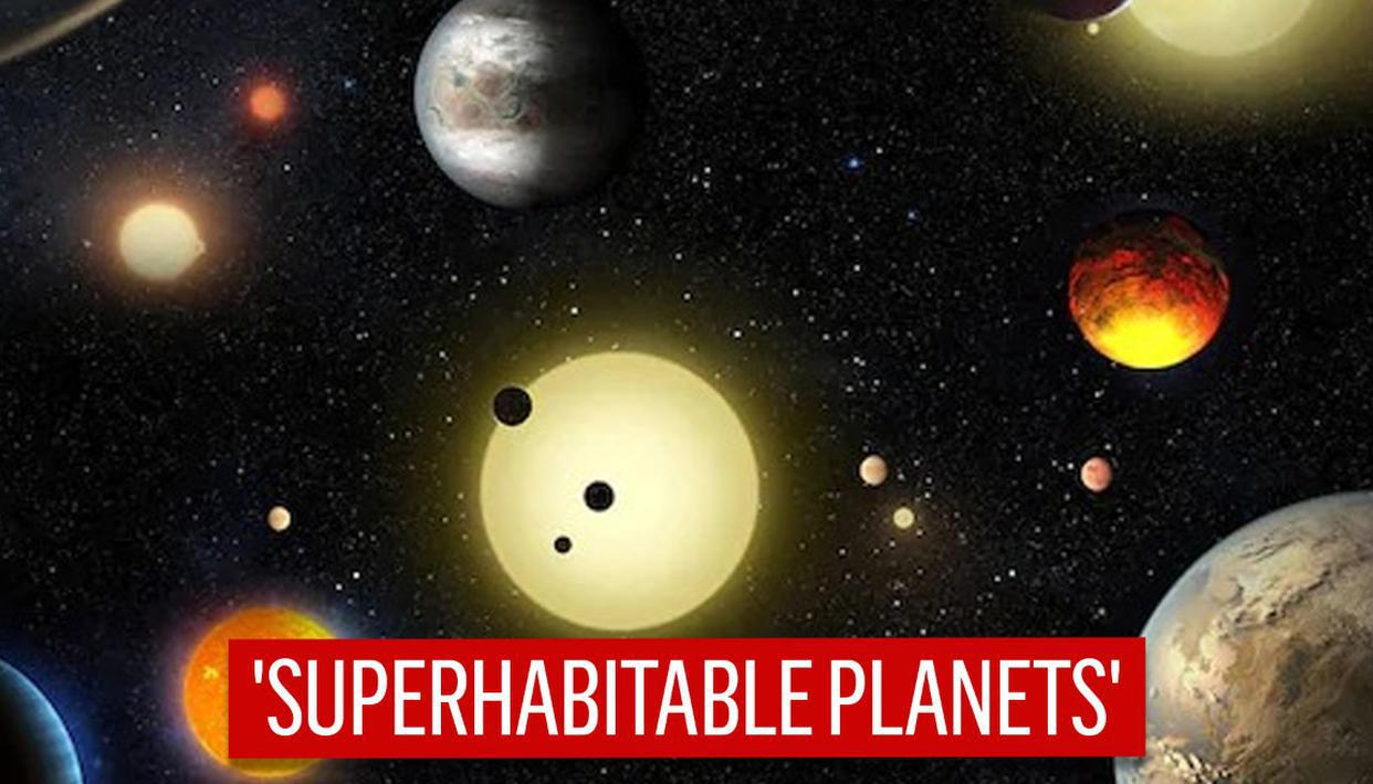 Scientists identify 24 'superhabitable' planets that may be better for life than Earth - Republic World