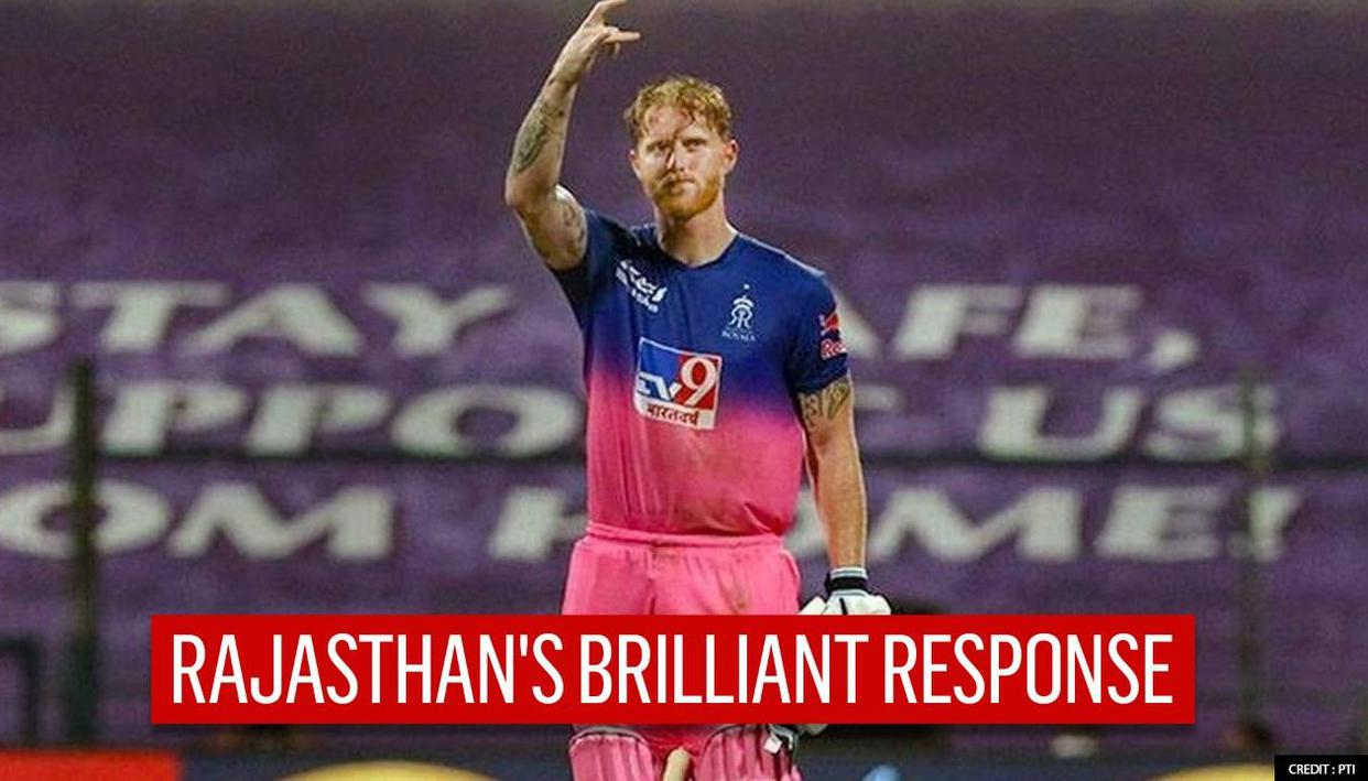 Rajasthan post brilliant reply after Mumbai fan asks them to trade Ben Stokes