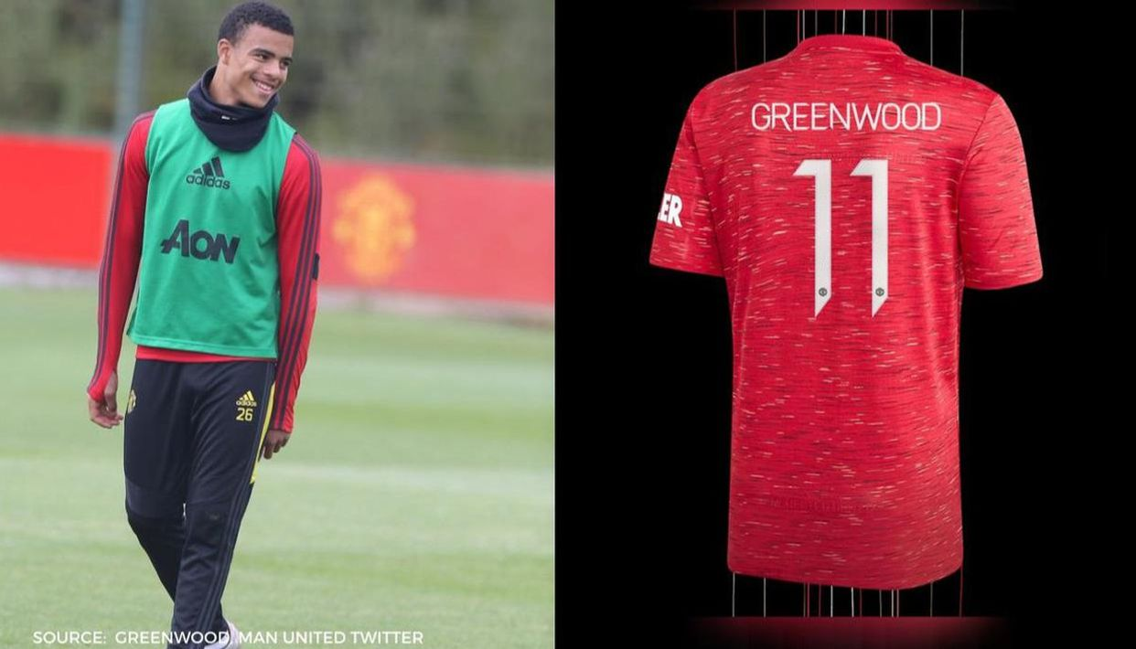 Man United Hand Mason Greenwood Iconic Shirt Number Ahead Of New Season