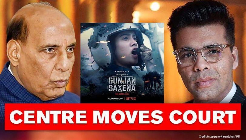 Centre Iaf Move Delhi Hc Against Dharma S Gunjan Saxena Biopic Court Issues Notice Republic World