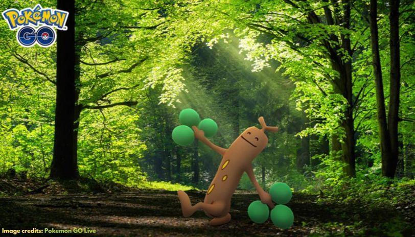 Pokemon GO Tricky event