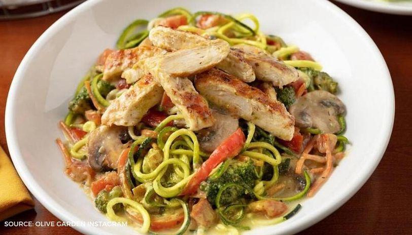 healthy restaurant meals