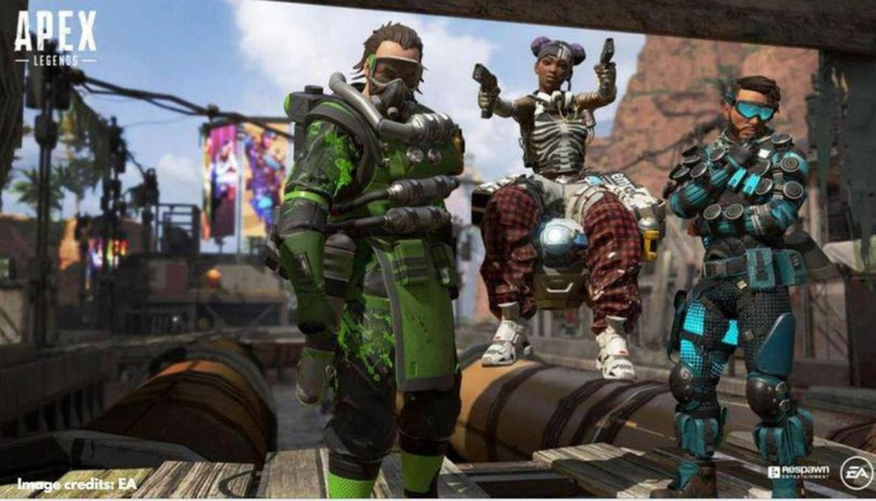 Apex Legends players exploit in-game glitch to secure wins, Respawn issues a ban - Republic World