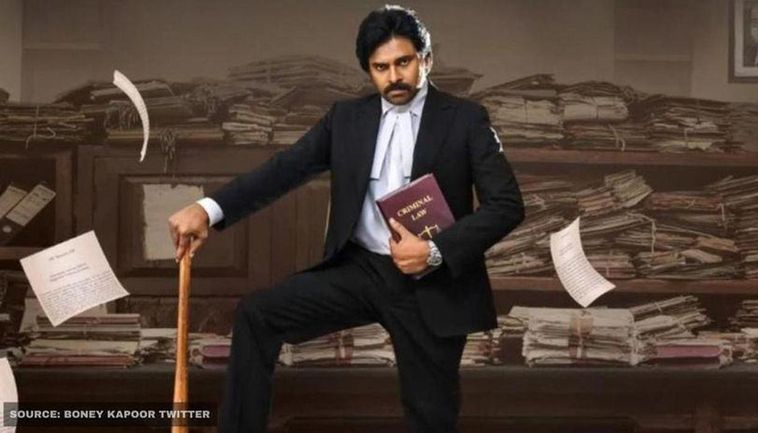 Vakeel Saab' Cast Boasts Of 'Power Star' Pawan Kalyan In The Titular Role