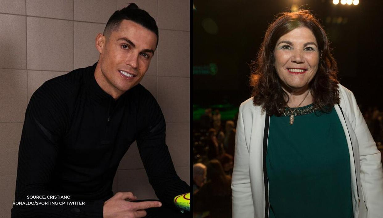 Dolores Aveiro, Cristiano Ronaldo's mother, suffers a stroke