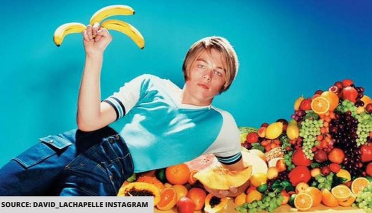Leonardo DiCaprio's photos from 1995 by ace photographer David LaChapelle are unmissable - Republic World