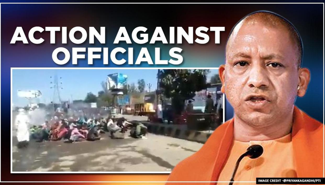 NCPCR seeks action against officials for spraying migrants with chemicals in UP