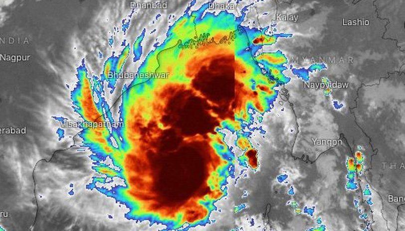 Cyclone Bulbul : Heavy rains claim one life in Odisha