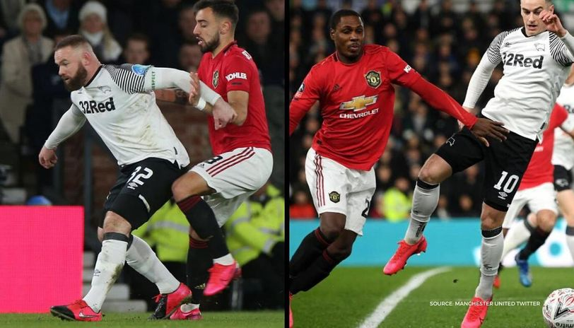 Derby County vs Man United
