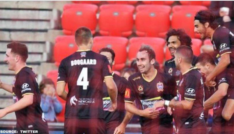 Brisbane Roar vs Newcastle Jets
