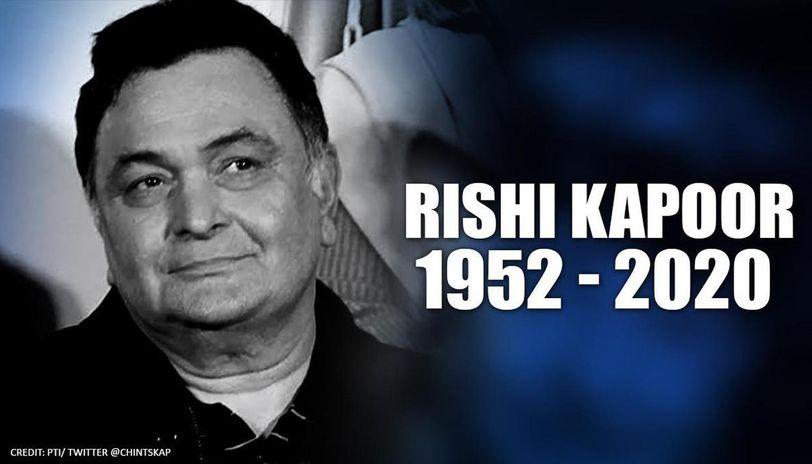 Rishi Kapoor's death: From Kajol to Rajmummar Rao, Bllywood celebs pay their last respects
