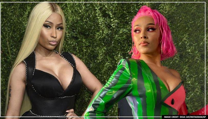 Nicki Minaj and Doja Cat drop remix version of song 'Say So' amid coronavirus clampdown