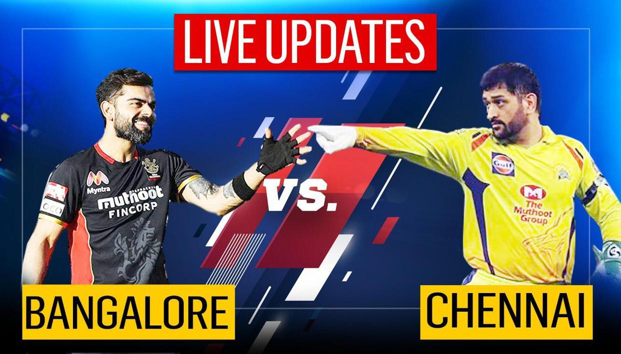 IPL 2020 LIVE updates: Bangalore look to make it two in a row against out-of-form Chennai - Republic World