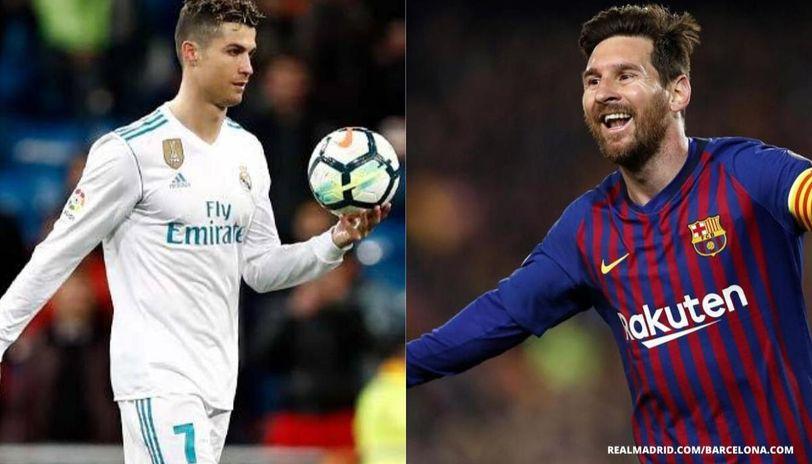 Lionel Messi El Clasico