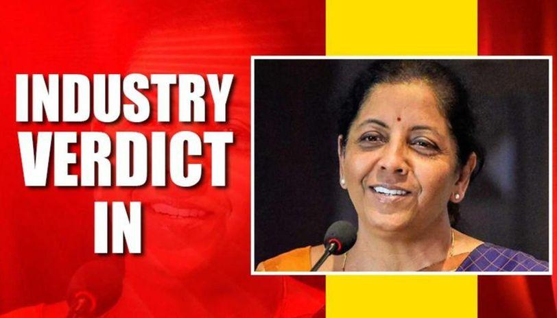 Indian economy Nirmala Sitharaman