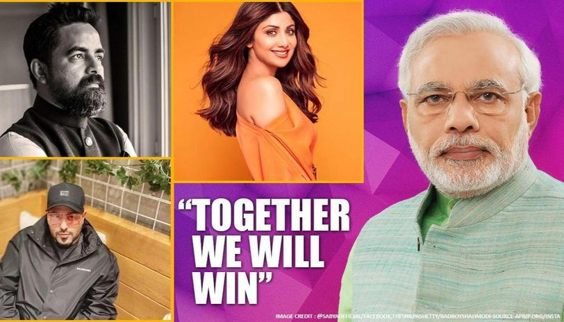 COVID-19: Sabyasachi pledges Rs 1.5 crore; Shilpa, Badshah over Rs 20 lakh to PM CARES