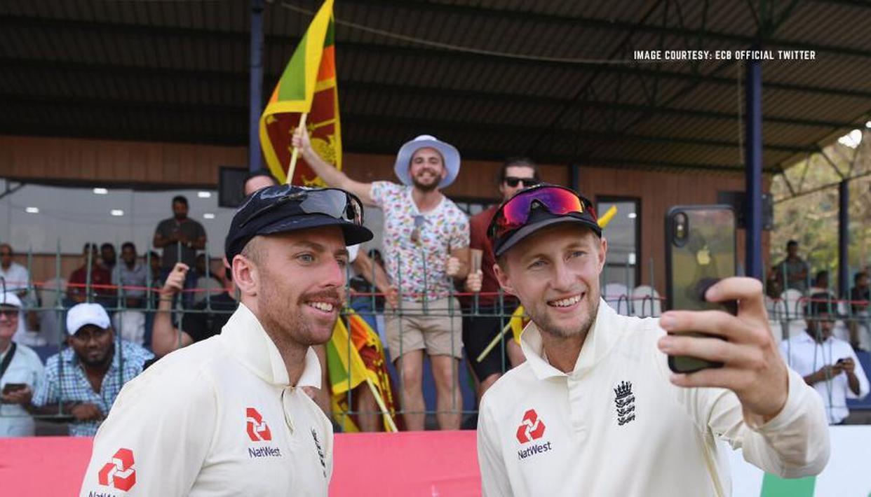 Fist-bumps over handshakes for England players on Sri Lanka tour