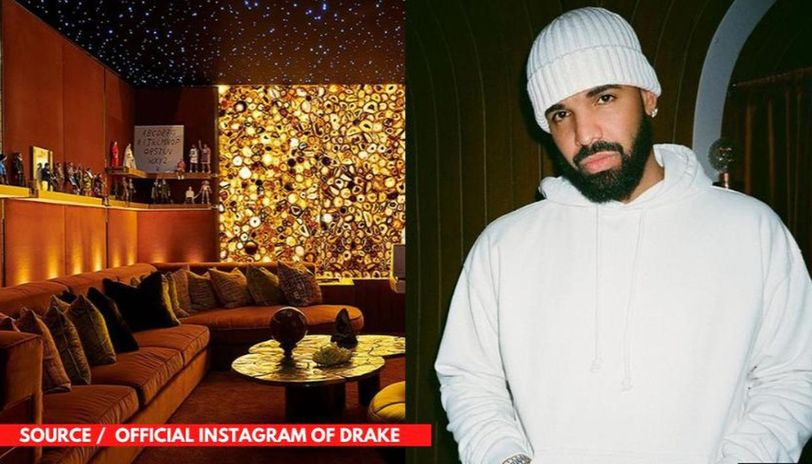 Drake S 50 000 Sq Ft Toronto Mansion Comes Complete With A Basketball Court See Pictures