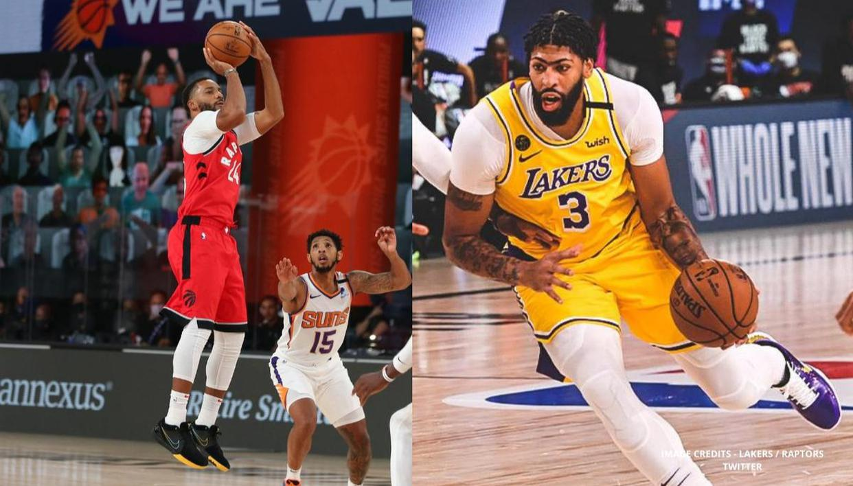 Raptors vs Lakers live stream details, how to watch NBA live in India