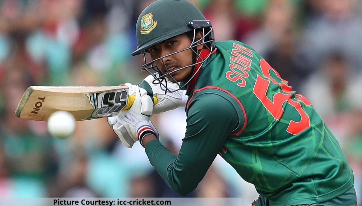 Liton Das guides B'desh to T20I series sweep over Zimbabwe