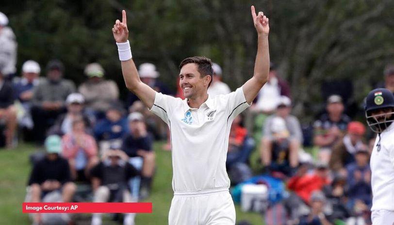 AUS vs NZ Trent Boult
