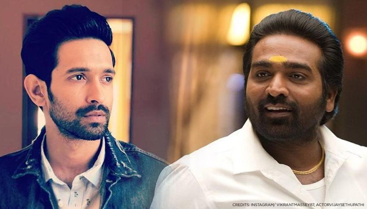 Vikrant Massey and Vijay Sethupathi to team up for Santosh Sivan's untitled  next?