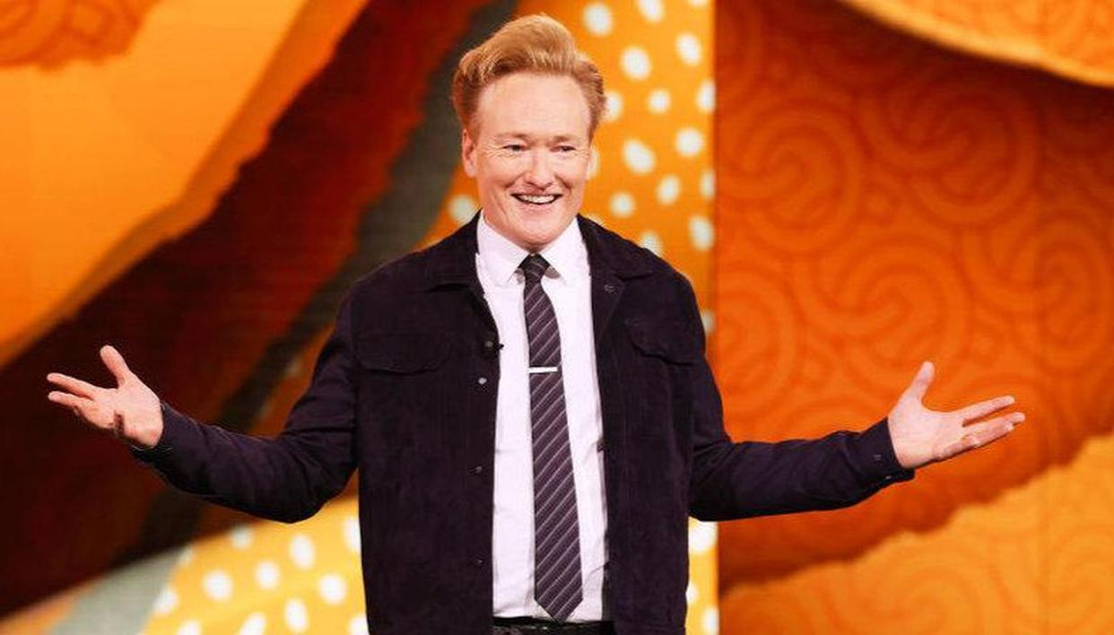Conan O'Brien to Film Talk Show From Home Using iPhone