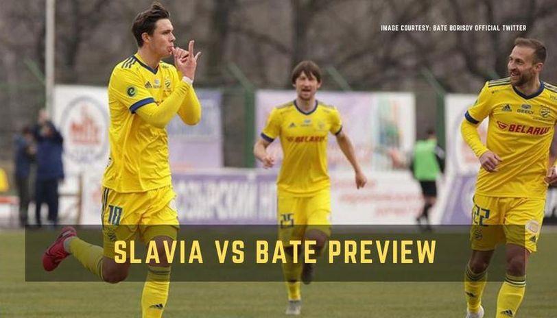 Slavia-Mozyr vs BATE Borisov