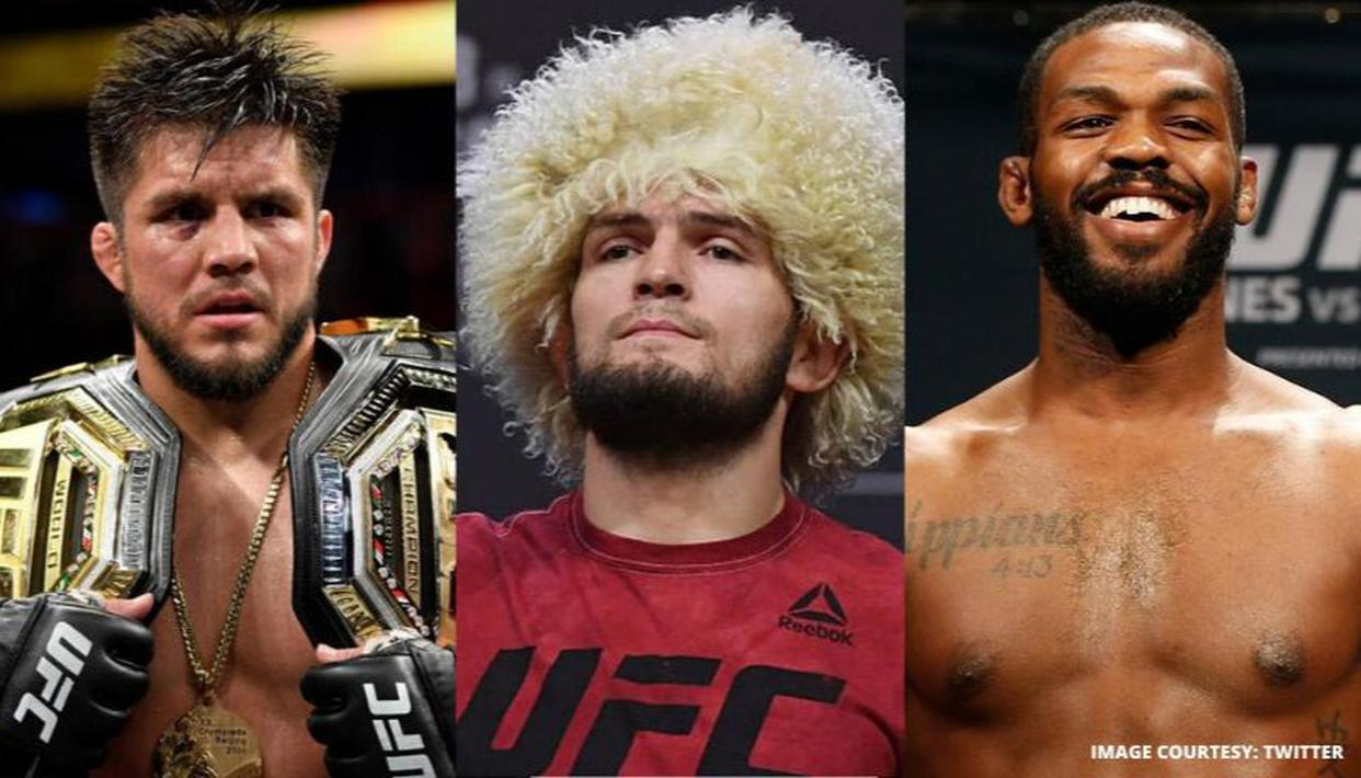 Khabib Nurmagomedov Reveals His List Of Greatest Fighters Of All Time Republic World