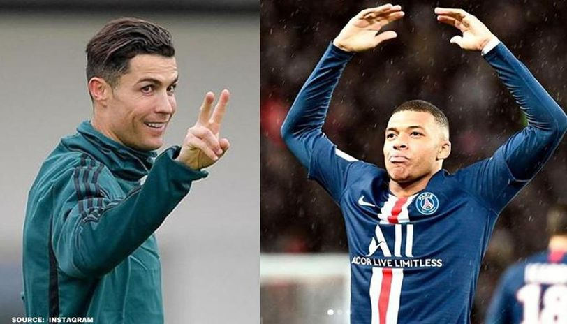 Kylian Mbappe Calls Idol Ronaldo S 2018 Bicycle Kick As The Best Goal He Has Ever Seen