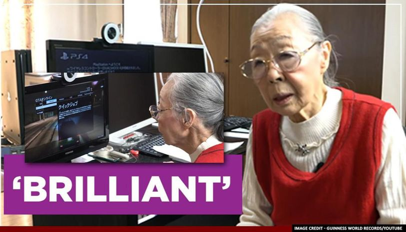 90-year-old