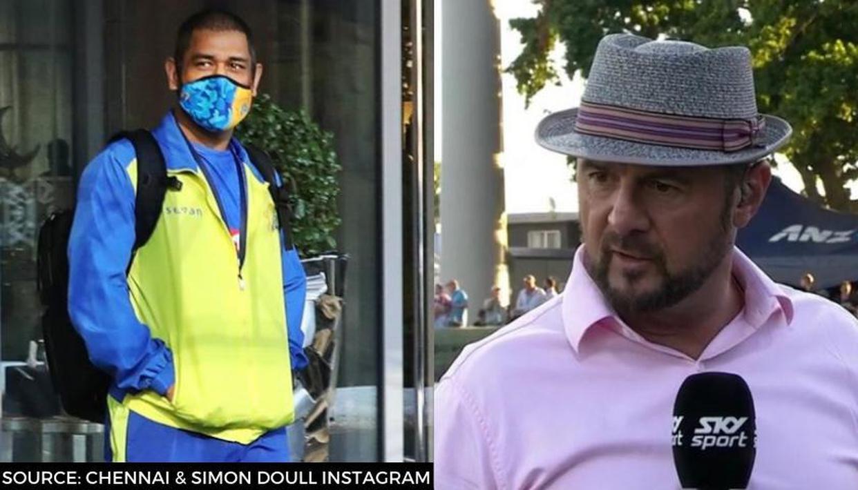 MS Dhoni fan mocks Simon Doull, Dream11 IPL commentator shuts down troll in style