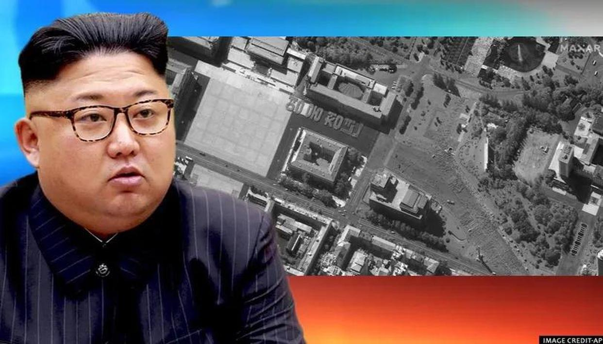 North Korea's satellite images suggest vehicle likely carrying ballistic missile: Report - Republic World