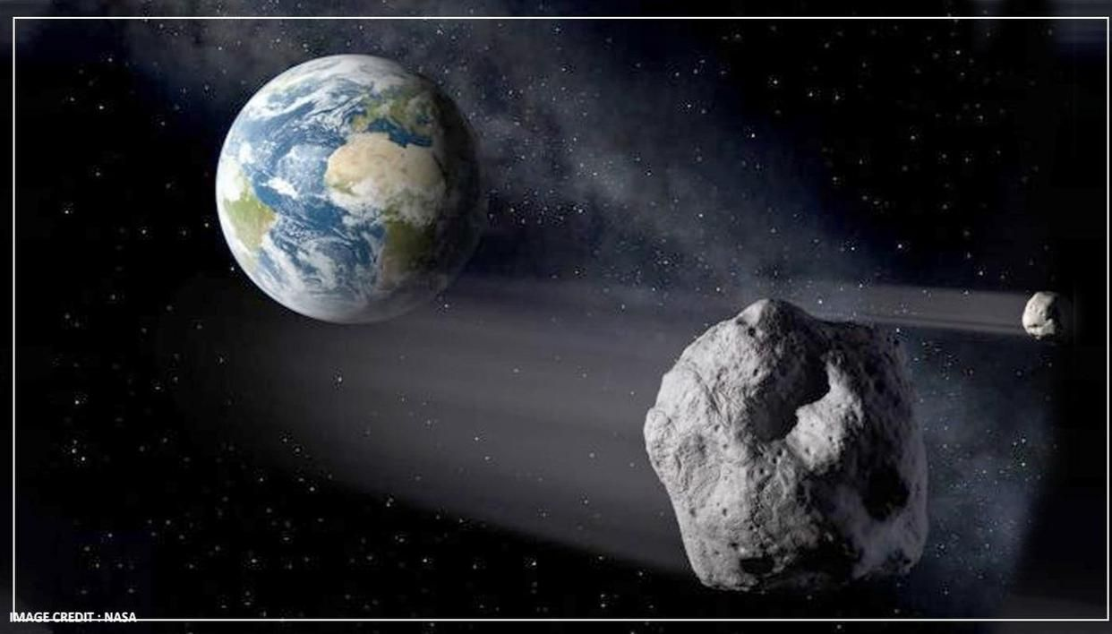 Asteroid `large enough to cause global effect` to fly by Earth