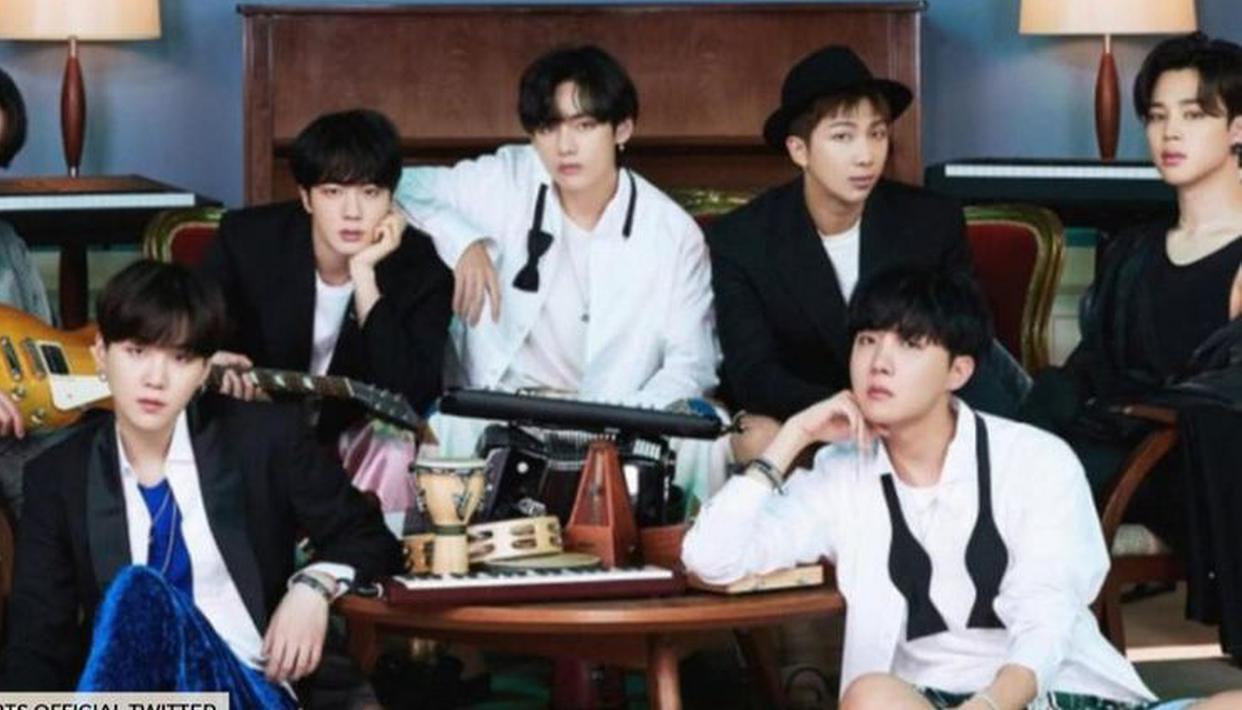 BTS members wish CSAT aspirants, advise them not to get anxious