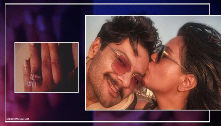 Richa Chadha flaunts her engagement ring after announcing wedding with Ali  Fazal, see here
