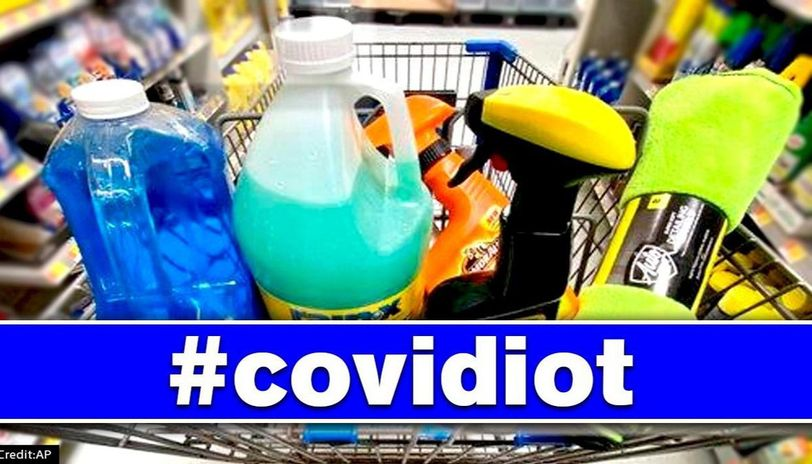 Urban Dictionary names people hoarding essentials amid coronavirus pandemic